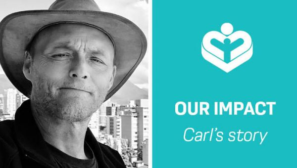 Keeping People Housed - Carl's story
