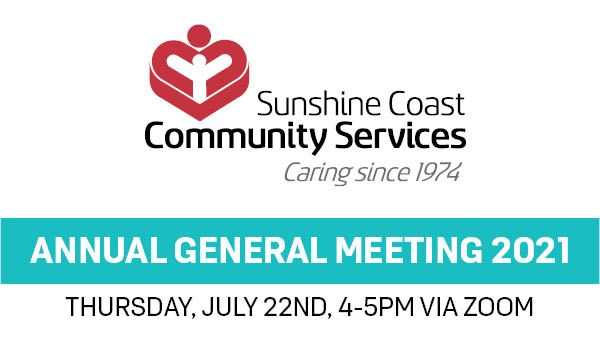 SCCSS Annual General Meeting 2021