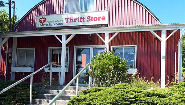Community Services Thrift Store update