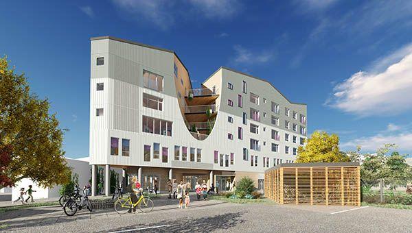 Building Together - new building design revealed